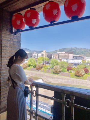 小嶋あかり 京都女子大学3回生