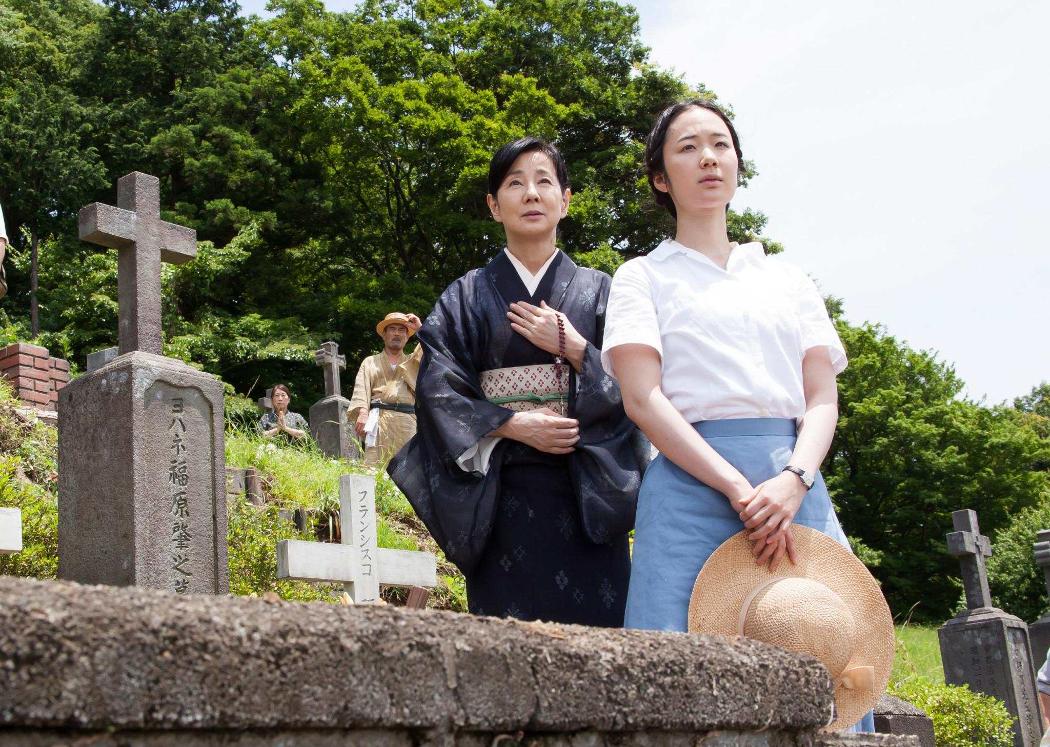 母と暮せばサブ①(伸子&町子)